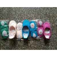 Best professional canvas ballet practise dance shoes for children and adult wholesale