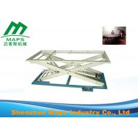 Best White Energy Saving Sofa Making Machine With Lifting / Working Table wholesale