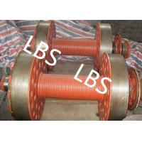 Best Left / Right Rotation Lebus Grooved Drum For Petroleum Drilling Rig wholesale