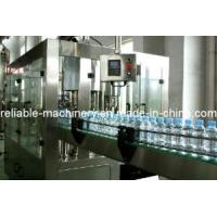 Best Big Bottle High Efficiency Automatic Bottle Water Filling Line (CGFA) wholesale