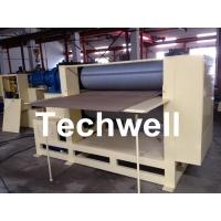 Best Roll Embossing Machine For Decorative MDF / HDF Panels 3.8 Ton wholesale