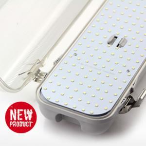 Best Outdoor IP65 5ft 60W Waterproof Fluorescent Light Fixtures, Led Fluorescent Lamps wholesale