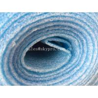 China Recycled PE Film High Density Foam Sheet Waterproof Carpet Acoustic EPE Underlayment on sale