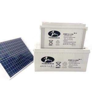 Best Lead Acid 12v 200ah Solar Battery wholesale