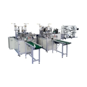 Best 13KW 175mm*95mm Medical Mask Production Machine wholesale