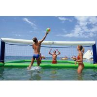 Best Playground Sports Inflatable Volleyball Court 12mx6m Dimension 2 Years Warranty wholesale