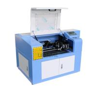 Best High Precision 500*400mm Desktop Advertising  Co2 Laser Engraving Cutting Machine 60W wholesale