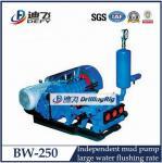 Best large flow rate portable mud sucker pump BW-160,BW-200,BW-250,BW-320 mud pump wholesale