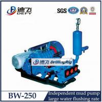 Best large flow rate portable mud sucker pump BW-160,BW-200,BW-250,BW-320 mud pump wholesale