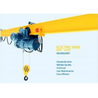 Best Mini 10 Ton Univeral Wire Rope Electric Hoist Small Volume Light Weight wholesale
