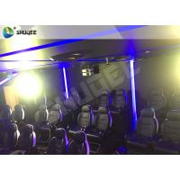 Best 7D Cinema Theatre With Laser Games And Live Action Movies For Science And Horror wholesale