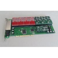 Cheap Updated! 16 Port FXO/FXS Analog Asterisk PCI Card for sale