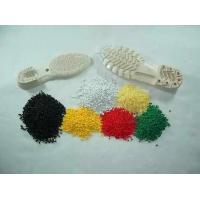 Best Fire Resistant Low Weight Injection Flexible PVC Compound Pvc Granules For Shoes wholesale