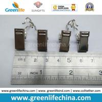 Best High Quality Metal Clip Holder w/Hook Curtain Clip ID Badge Accessories Hardware Clips wholesale
