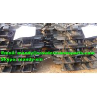 HITACHI KH1000 Track Shoe/Pad for crawler crane undercarriage parts