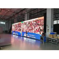 Best 2.6Mm Pixel Pitch Indoor Led Screen For Hire With Deep Contrast Levels And Uniform Surface wholesale