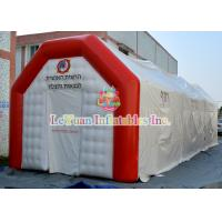 Cheap Customized Inflatable Medical Tent With Waterproof PVC 0.9mm Tarpaulin for sale