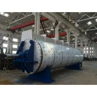 Dewatering Sludge Drying Equipment With Adjustable Paddles High Efficiency