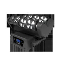 8 Pixel Lamp CREE RGBW LED Stage Lighting For Live Concerts / TV Studios