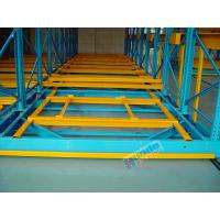 Best Freezers Rail Free Mobile Storage Racks 32000Kg Per Module Without Concrete Floor Construction wholesale