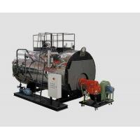 Best Automatic PLC 2 Ton Oil Fired Steam Boiler Efficiency , Stainless Steel Plate wholesale