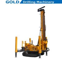 Best 1.5m Landing Leg Strock Crawler Mounted DTH Hammer Drilling Rig wholesale
