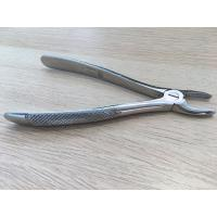 China Durable Forceps Dental Instrument , Upper Molar Forceps With Narrow Tip 500/2 on sale
