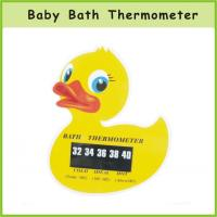 China Custom PP Baby Bath Thermometer on sale