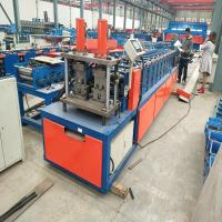 China Automatic Arch Sheet Roll Forming Machine For Purlin / Thick Building Material on sale