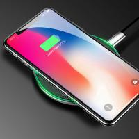Best 2019 Best Bargain Fast Charging Qi Certified 10W portable wireless charger wholesale
