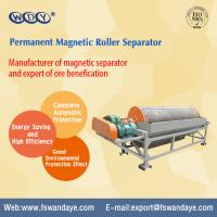 Best Vibration - Free Magnetic Drum Separator With Capacity  30T-58T/H wholesale