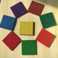 Best Crystal Clear Rubber Crumb Binder , Solvent Free Polyurethane Adhesive For Rubber Flooring wholesale