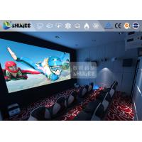 Best 360 Degree Screen Mini Cinema 6D Movie Theater Immersive Experience / Special Effects wholesale