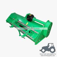 Best EFGCH165 Flail Mower with Hydraulic cylinder with pto shaft wholesale