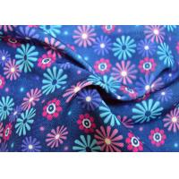 Best Tear - Resistant Patterned Polyester Fabric Non Harmful Dust And Waste Created wholesale