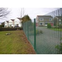 China Welded 358 Anti Climb Fence , Galvanized Climb Proof Fence 4mm Mesh Highly Secure on sale