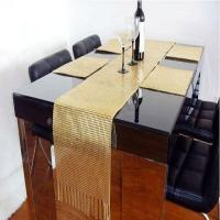 Best Decorative Metallic Cloth As Table Runner wholesale