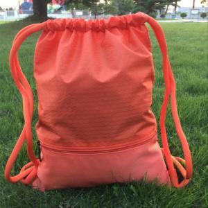 Best Washable Various Color Waterproof Drawstring Bag Thermal Transfer Printing wholesale