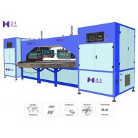 Quality 27.12MHZ Air Pocket High Frequency PVC Welding Machine 25KW 35KVA Input Power wholesale