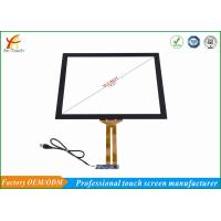 "Best High Brightness 19"" Capacitive Touch Panel For Touch Monitors / KTV System wholesale"