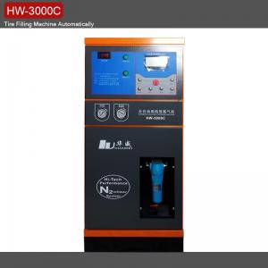 Best Double CMS Towers LCD Screen 95psi Nitrogen Tyre Inflation wholesale