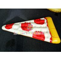 Best Lovely Inflatable Pizza Water Float For Promotion Activity / River wholesale