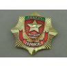 Buy cheap Transparent Souvenir Hard Enamel Pin Badges , Die Struck Military Awards Pin from wholesalers