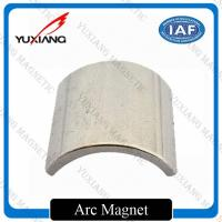 Best Sintered 38SH Nickel Coated Neodymium Super Magnets Precise Tolerance For Motor wholesale