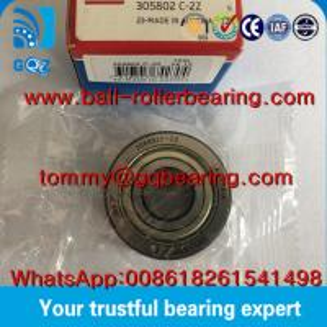 Best P0 Precision Metal Shielded SKF 305802C-2Z Yoke type Track Roller Bearing wholesale