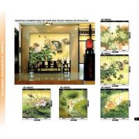 Buy cheap Customised Wallpaper Mural,Chinese Art,ASL800330-800334 from wholesalers