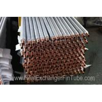 Quality High Precision A192 seamless boiler / air cooler Extruded Fin Tube OD1.5'' wholesale
