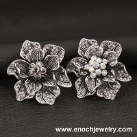 Best China Wholesale Newest Quick Delivery Vintage Rose Flower Ring wholesale