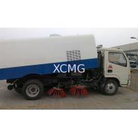 Best 8tons Multifunction Road Sweeper Truck / Waste Collection Vehicles wholesale