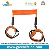 Best China Manufacturer Popular Anti-Lost Retractable Orange Safety Harness for Children wholesale